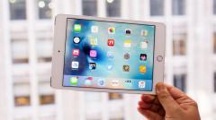 Recuperare la galleria immagini persa da iPad mini, ripristinato ed aggiornato