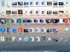 Recuperare cartelle su desktop che appaiono vuote