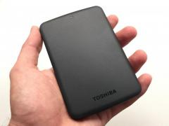 Recuperare un hard disk esterno Toshiba che parte e poi si blocca