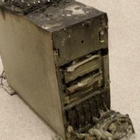 recuperare un hard disk con elettronica e testine bruciate