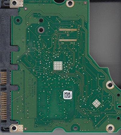 recuperare i dati da un Seagate con chip originali dissaldati