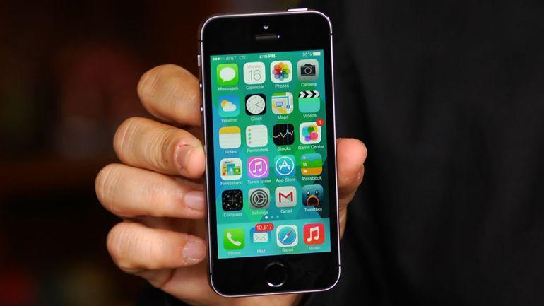 recupero dati persi da iPhone 5s rotto dopo sostituzione della batteria