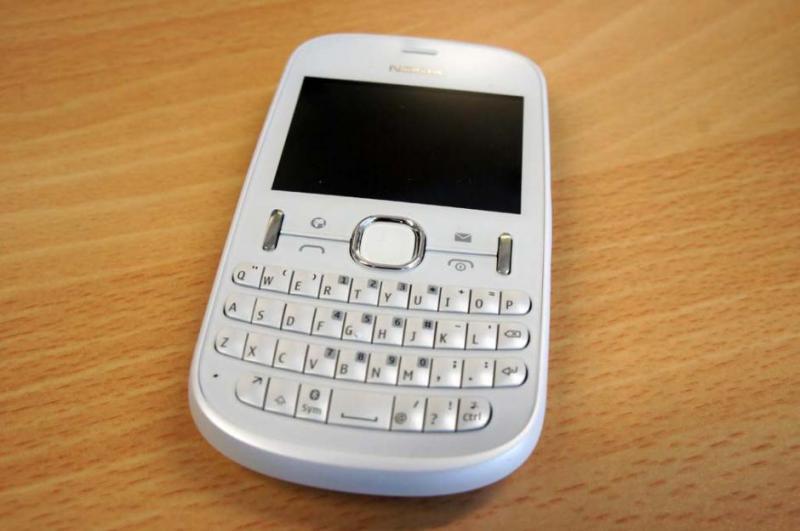 Recuperare i dati da un Nokia 201 con tastiera rotta
