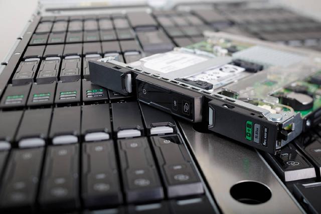recupero dati raid server e nas